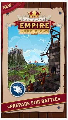 Play Empire Four Kingdoms On Your iPhone - http://p2.biz.ly/14.html