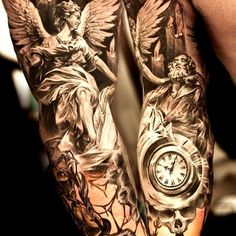 timeless tattoo for men - Google Search