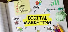 Our #DigitalMarketing Services include Digital Marketing Intelligence, Market Research, #SEO, SEM, Search Engine Advertising, #SMO & Ecommerce Solutions.
