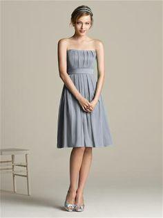 bridesmaid dress - after six