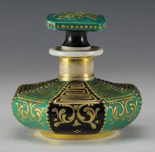 Image result for Panier Fleuri Deco Vintage Perfume Bottle Viard Harriet Hubbard Ayer