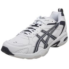 ASICS Mens GELTRX Training ShoeWhiteNavySilver8 D US *** You can get additional details at the image link.