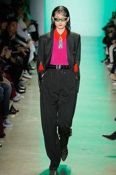 Adam Selman / FW 2018 / Ready-to-Wear fashion show now on Vogue Runway.