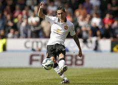 Manchester United's Angel Di Maria