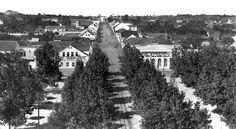Praça Osório (Inicio do século XX) Curitiba - Paraná - Brasil