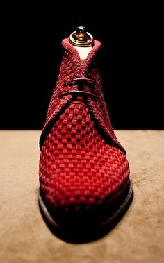 """Men's Shoes -  """"O Children of Adam Wear your beautiful apparel at every time and place of prayer: eat and drink: but wast not be excess, for Allah loveth not the wasters."""" Surah Araf, 31"""
