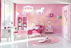 chambre fille princesse google search - Chambre Fille Princesse