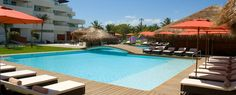 Guests at our all-inclusive Isla Mujeres resort enjoy Playa Norte's finest amenities. $161 a night/ $247 a night AI