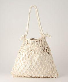 My Bags, Purses And Bags, Net Bag, Macrame Bag, String Bag, Basket Bag, Macrame Patterns, Knitted Bags, Cloth Bags