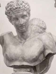 Statue, Twitter, Decor, Pencil Drawings, Black And White, Drawing Drawing, Decoration, Decorating, Sculptures
