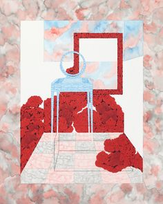 Georgie Hill: Chromesthesia Nz Art, Painters, New Zealand, Study, Projects, Red, Log Projects, Studio, Blue Prints
