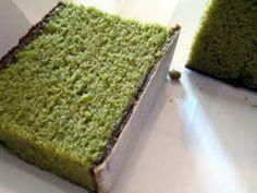 Green tea kasutera/castella cake, Recipe Petitchef