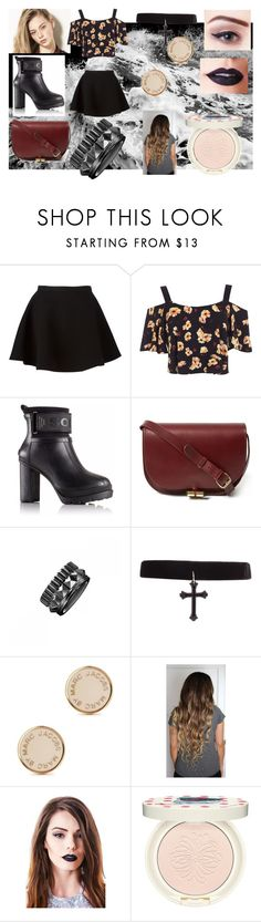 """Untitled #471"" by evacristelo on Polyvore featuring Neil Barrett, Miss Selfridge, SOREL, A.P.C., Waterford, Marc by Marc Jacobs, Lime Crime and Paul & Joe"