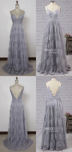 Modest Prom Dresses Long,A-line Prom Dresses Lace,Sexy V-neck Prom Dresses Open Back,Tulle Prom Dresses Sleeveless Modest Formal Dresses, Sparkly Prom Dresses, Open Back Prom Dresses, Dresses To Wear To A Wedding, Affordable Prom Dresses, Simple Prom Dress, Formal Dresses For Teens, Backless Prom Dresses, Grad Dresses