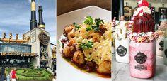 Conheça os restaurantes da Universal de Orlando
