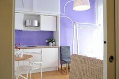 Room Parma B&B Stop&Sleep Udine Front Civil Hospital #kitchen #dream #travel #friuli #crystal #violet #art #design