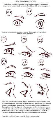 Realistic Eyes Part 6