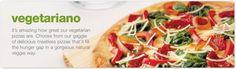 Vegetariano pizza from Panago Pizza Local Pizza, Pizza Menu, Vegetarian Pizza, Brochure Inspiration, Pizza Delivery, Banner Design, Vegetable Pizza, Veggies, Favorite Recipes