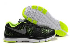 Fake Mens Nike Free Haven 3.0 Black/Volt/White/Reflect Silver ONLY $43.88 Save: 58% off