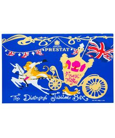 Diamond Jubilee Truffle Box 400g, Prestat. Shop more from the Prestat collection at Liberty.co.uk