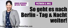 Für die Fans von Berlin Tag & Nacht stand vor Kurzem der nächste Schock vor der Tür: Nachdem vor kurzem Meike kurzzeitig zur Serie zurück kam und gleich darauf wieder verschwand  Interessante Neuigkeiten aus der Welt auf BuzzerStar.com : BuzzerStar News - https://www.buzzerstar.com/exklusiv-marcel-von-berlin-tag--nacht-erklaert-uns-wie-es-nach-der-serie-fuer-ihn-weiter-geht-e3a1fddf7.html