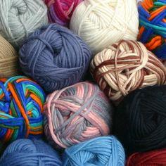Gruba włóczka z merynosów thick 100% merino wool yarn e-supelek.com.pl