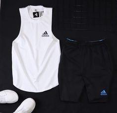 Pelo Mohawk, Gym Men, Adidas, Gym Shorts Womens, Kit, Outfits, Facebook, Fashion, Teenage Guys Fashion