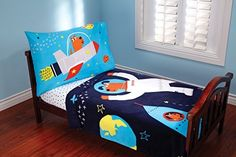 Carter's 3 Piece Toddler Set, Space Adventure