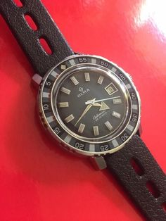 FS: Rare diver Olma Checkboarder 38,2mm