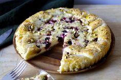 blackberry cheesecake galette | smittenkitchen.com