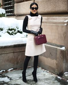 """5,344 Likes, 90 Comments - Rach Parcell (Pink Peonies) (@rachparcell) on Instagram: """"Today's look from #nyfw my blog!! Link in profile to see the full post and outfit details!…"""""""