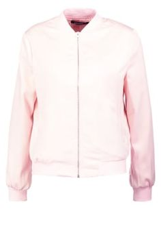 Missguided Bombejakke - pink - Zalando.no