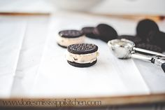 Mississippi Kitchen: Chocolate Chip Cookie Dough Stuffed Oreos