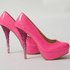 Cute+Shoes+for+Teens | Win It Wednesdays! Win A Custom Pair of K James Couture Heels!