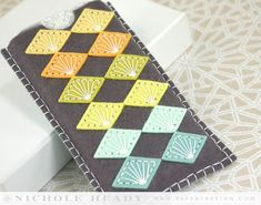 Ombre Stitched Phone Case