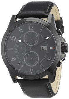 Tommy Hilfiger Watches Herren-Armbanduhr Analog... - http://hilfigeruhren.gentlemanoutlet.com/tommy-hilfiger-watches-herren-armbanduhr-analog.html