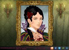 Haunted portrait creator Screen shot 1