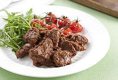 Goat Braised in Balsamic and Red Wine | Australian Meat Foodservice