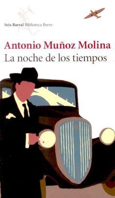 LA NOCHE DE LOS TIEMPOS. - Antonio Muñoz Molina afronta de forma valiente el conflicto de toda una generación de españoles en una novela río, de casi mil páginas, emocionante y estremecedora, que no dejará indiferente a nadie. Los detractores criticarán el punto de vista demasiado aséptico del autor y que se trata de un libro nada fácil de leer, al que cuesta engancharse y cuya prosa puede resultar pretenciosa, a ratos aburrida y con continuos saltos en el tiempo. Sus seguidores se...