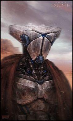 Dune Project - Fremen by Mark Molnar