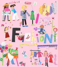 Fashion Art by Jill McDonald Design