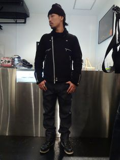 BOUNTY HUNTER/B×H×UNDER COVER Mouton JKT http://www.rams-web.com/products/detail5023.html