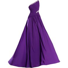 Editado por dehti ❤ liked on Polyvore featuring dresses, gowns, long dresses, purple, vestidos, long purple dress, purple ball gowns, purple dress and purple evening gowns