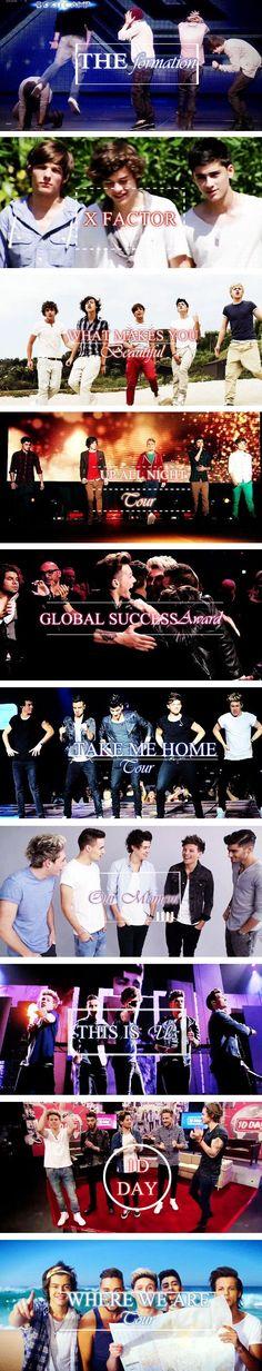 I'm very proud of 'em