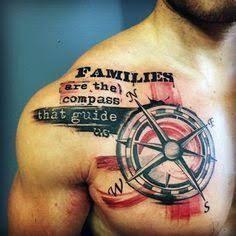 tattoos for men with family meaning ile ilgili görsel sonucu