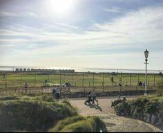 Pitch & Putt Blackpool Pleasure Beach, St Anne, Putt Putt, Pitch, Vineyard, Saints, Tower, Outdoor, Outdoors