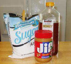 Frugal Friday: Edible Peanut Butter Playdough Made The CHEAP Way!