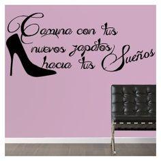Camina con tus nuevos #zapatos hacia tus sueños...  ¡Buenos días y feliz viernes!