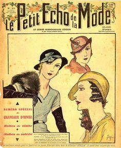 Le Petit Echo de La Mode, October 1931