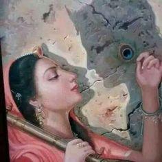 Meera's love for Krishna